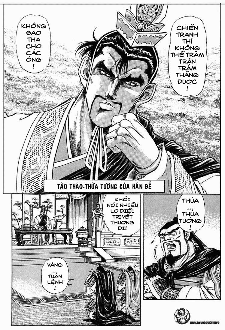 Chú Bé Rồng - Ryuuroden chap 4 - Trang 8