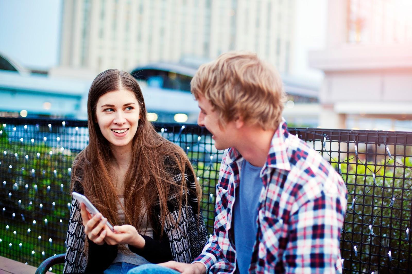 Internet dating tips for women
