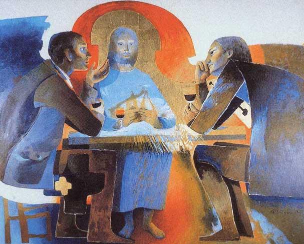 Jean fran ois miniac arcabas le magicien for Acheter art contemporain