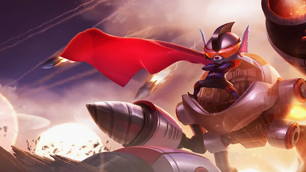 super galaxy rumble skin league of legends