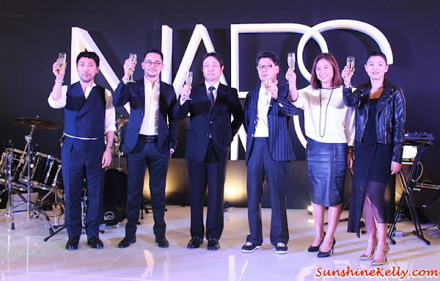 NARS Mid Valley Celebration Party, NARS Malaysia, NARS Mid Valley, NARS Private Screening Fall 2015 Color Collection, NARS Fall 2015, NARS AW15, NARS Malaysia Management Team, NARS Party