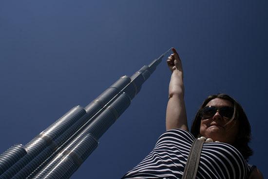 World Tallest Tower Burj Khalifa Travel And Tourism