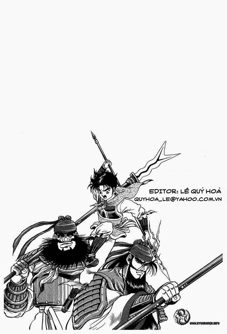 Chú Bé Rồng - Ryuuroden chap 4 - Trang 50