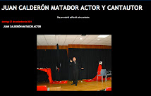 BLOG ACTOR Y CANTAUTOR