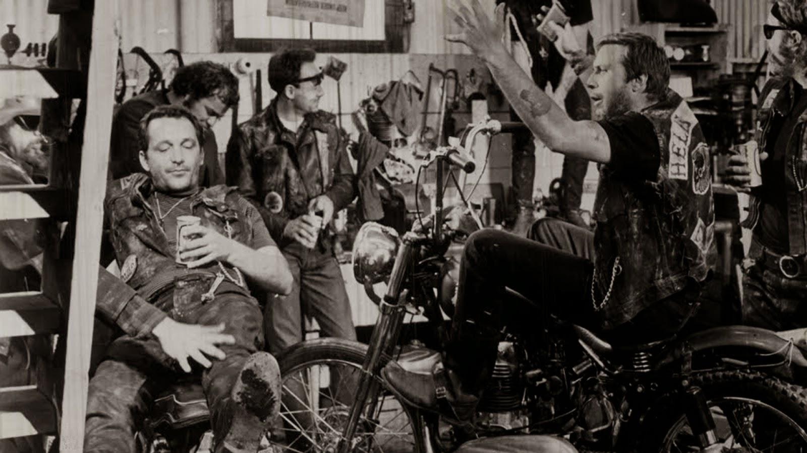 Los Ángeles del Infierno en la década de los 60