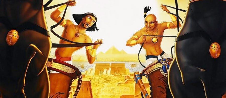 Phim Hoàng Tử Ai Cập VietSub HD | The Prince Of Egypt 1998