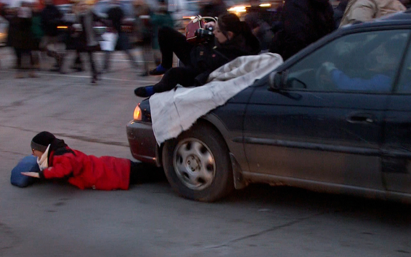 you are a spectator of a accident in which an old lady was knocked by a car Everything you need to know about reporting a car accident and how it can affect you and  when to report a car accident, when not to and  accident, 17 yr old.