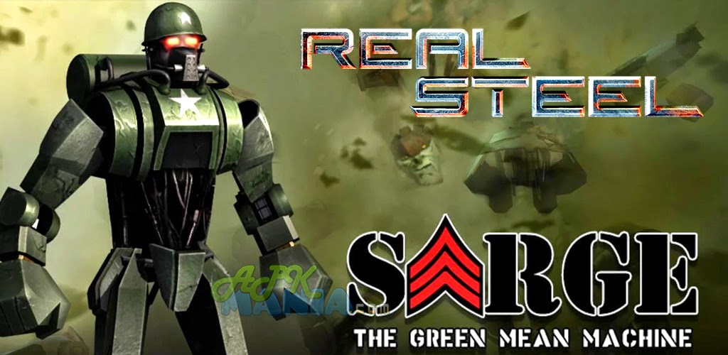 Real Steel HD v1.5.5 APK+DATA