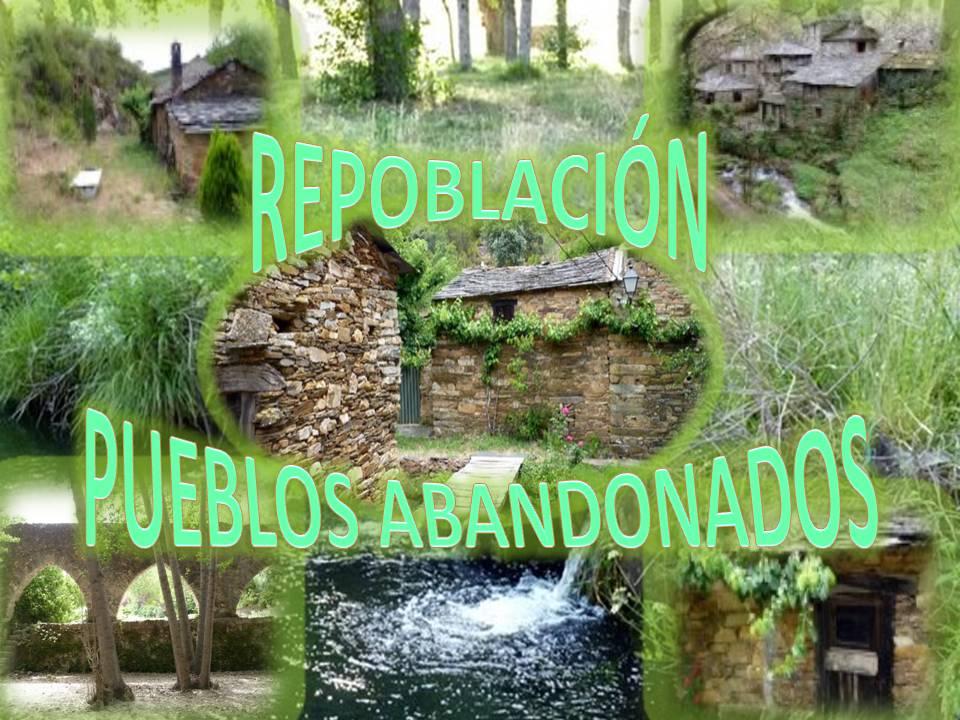 Repoblación de Pueblos rurales