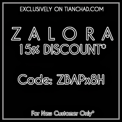 Zalora Discount Voucher Code - ZBAPx8H