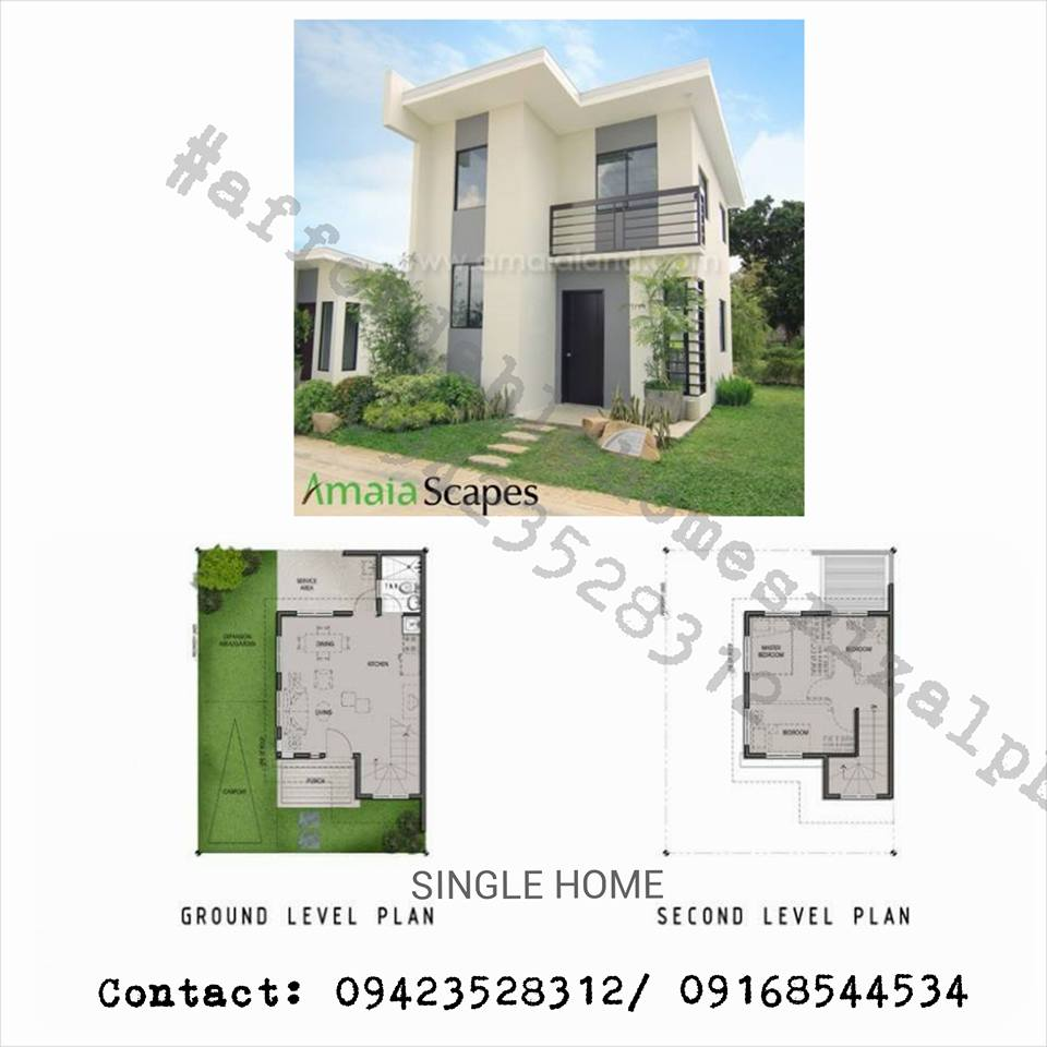 Amaia Twin Home Floor Plan