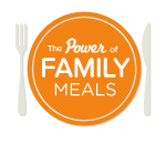 The Power of Family Meals logo