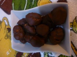 castagne al cioccolato!!!