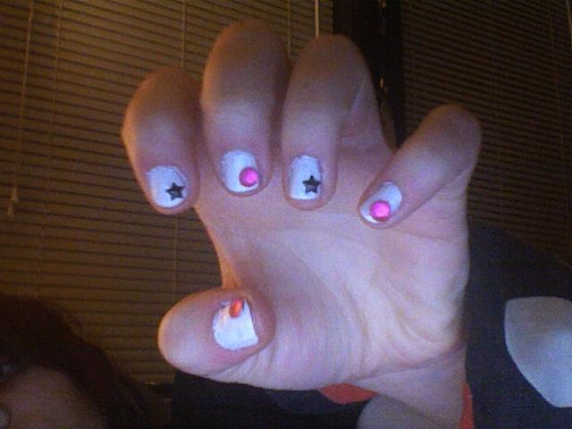 NOIR LACQUER: A few older nail art looks