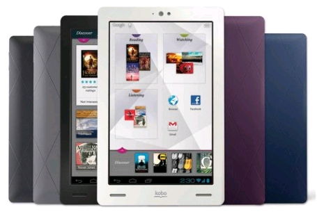 New Tegra 4 Tablet Named Kobo Arc 10HD Spotted on Benchmark Sites