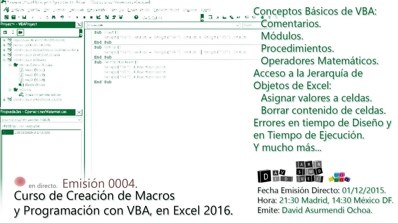 2015 rh davidasurmendi blogspot com curso basico vba pdf manual basico vba excel