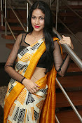 Lavanya Tripathi glam pics in saree-thumbnail-20