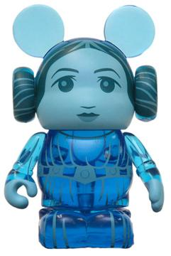 Star Wars Celebration VI Exclusive Hologram Leia Vinylmation Vinyl Figure