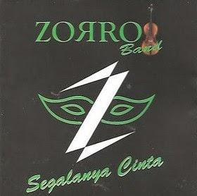 zorro band - segalanya cinta