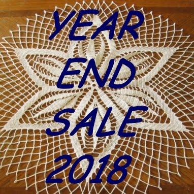 YEAR-END SALE 2018 RSS DESIGNS IN FIBER