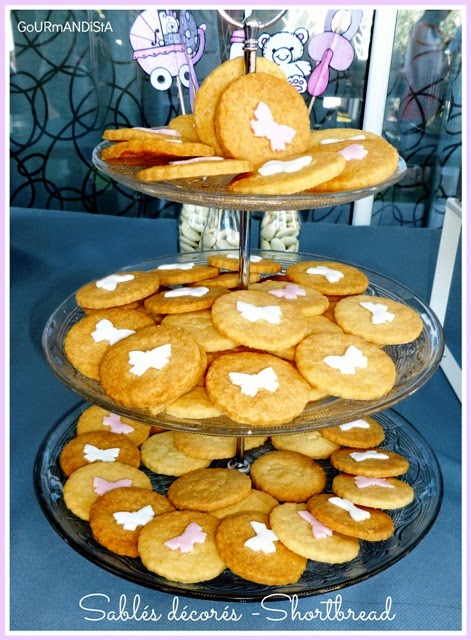 image La recette de sablés qui déchirent : les shortbread !!