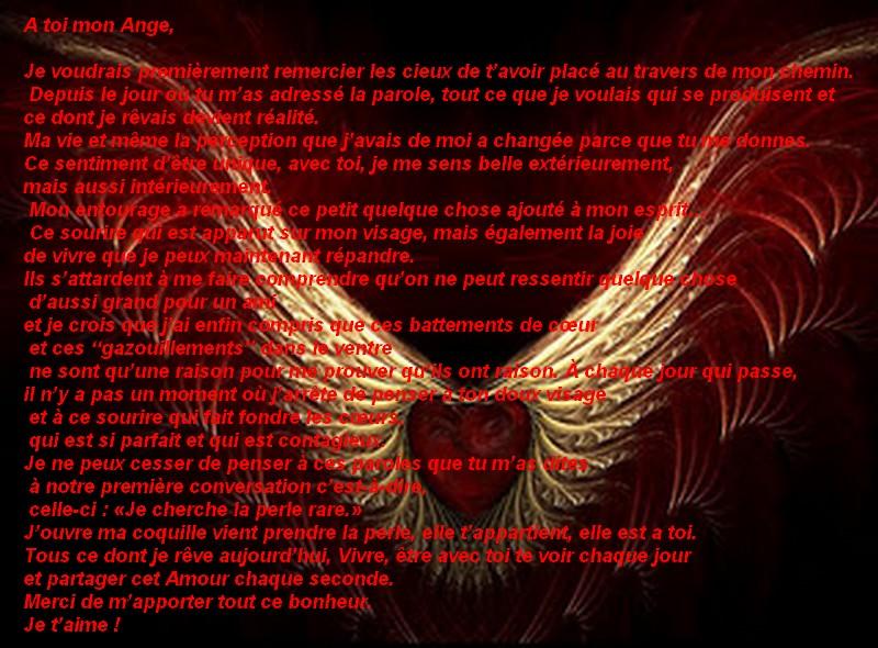 Message d 39 amour et d 39 amiti lettre d 39 amour carte et texte - Carte d amour ...