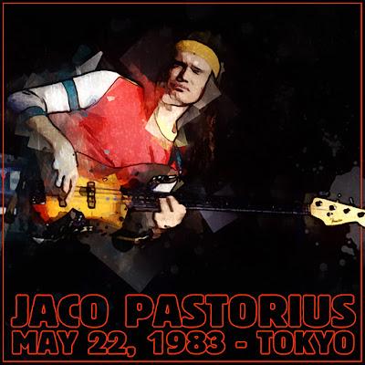 JACO PASTORIUS 1983-05-22 Tokyo