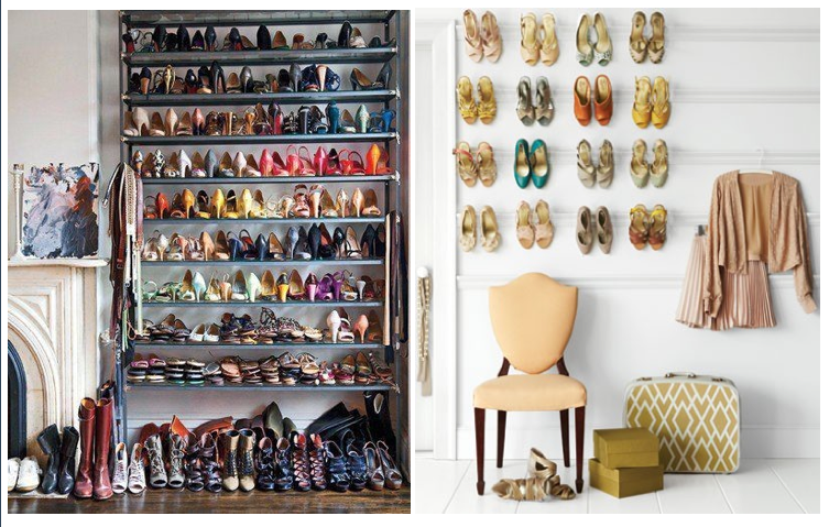shoe display ideas car interior design