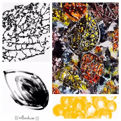 Surface Pattern Design Trend - Earthed , Design Process by III milliande de III