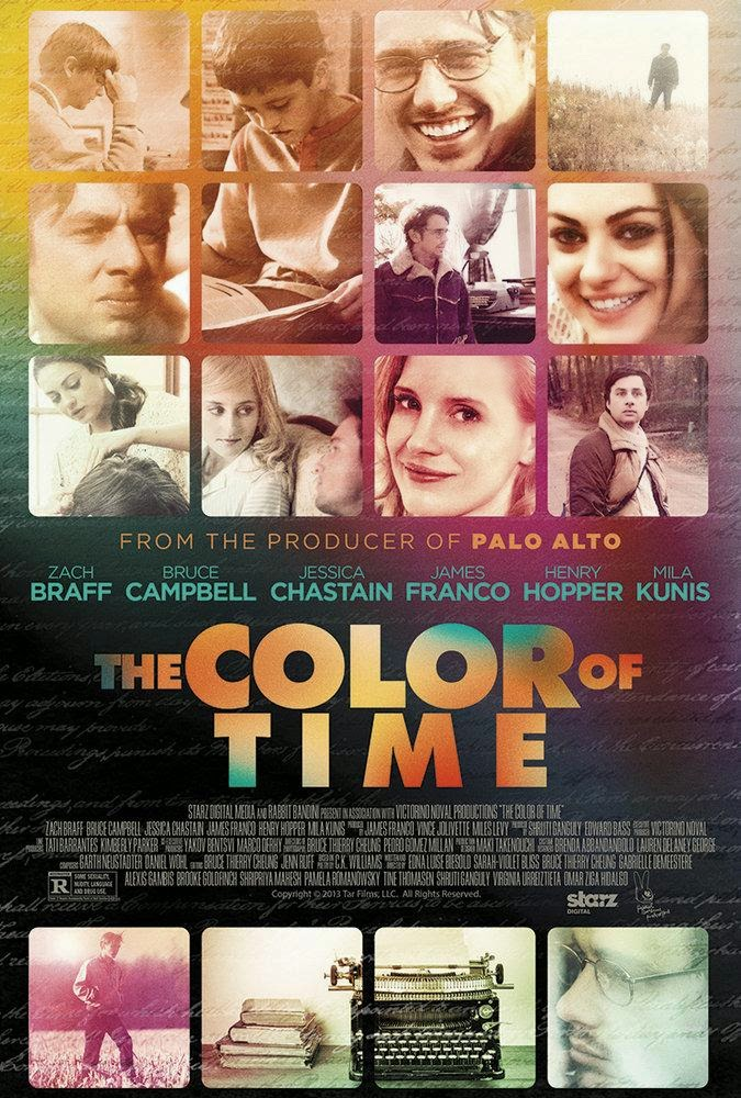 Ver The Color Of Time (2012) Online