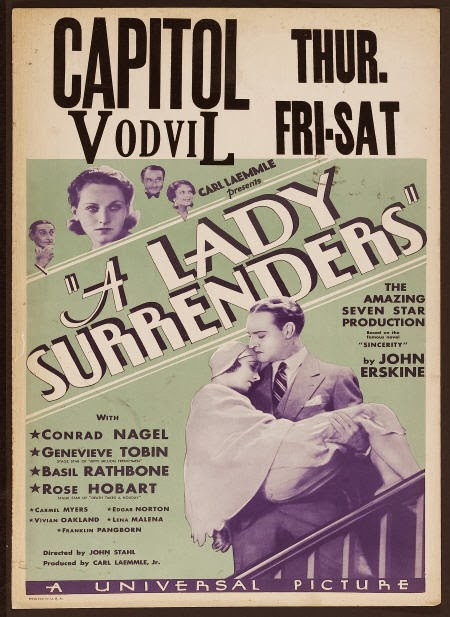 A Lady to Love (1930)
