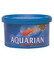 Goldfish Flakes Food - Aquarian