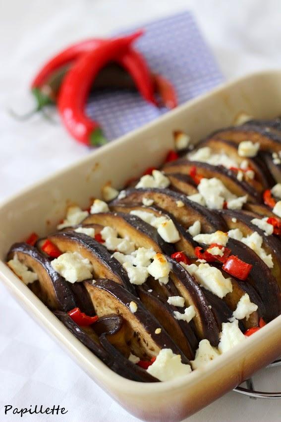 aubergine rotie
