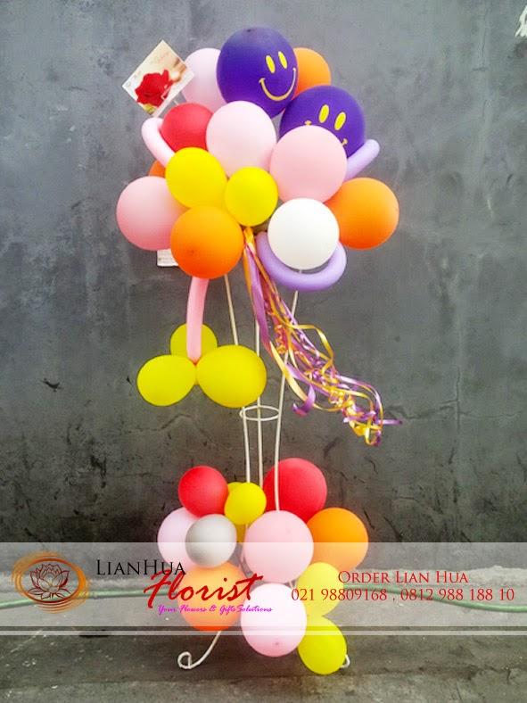 balon pembukaan toko, balon ucapan selamat, bunga ulang tahun, toko bunga jakarta, toko bunga