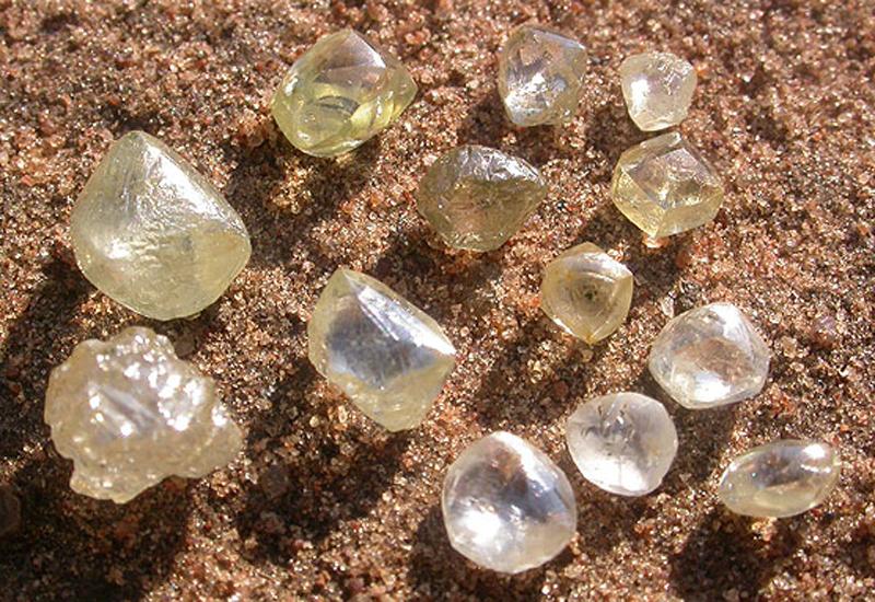 Pics For > Rough Diamond Mines