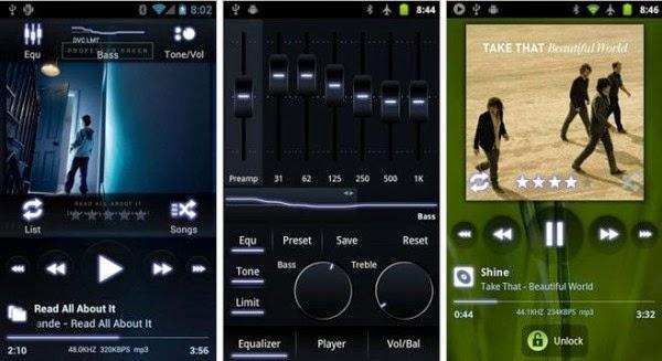 Daftar Pilihan Aplikasi Android yang Bagus untuk Video dan Musik