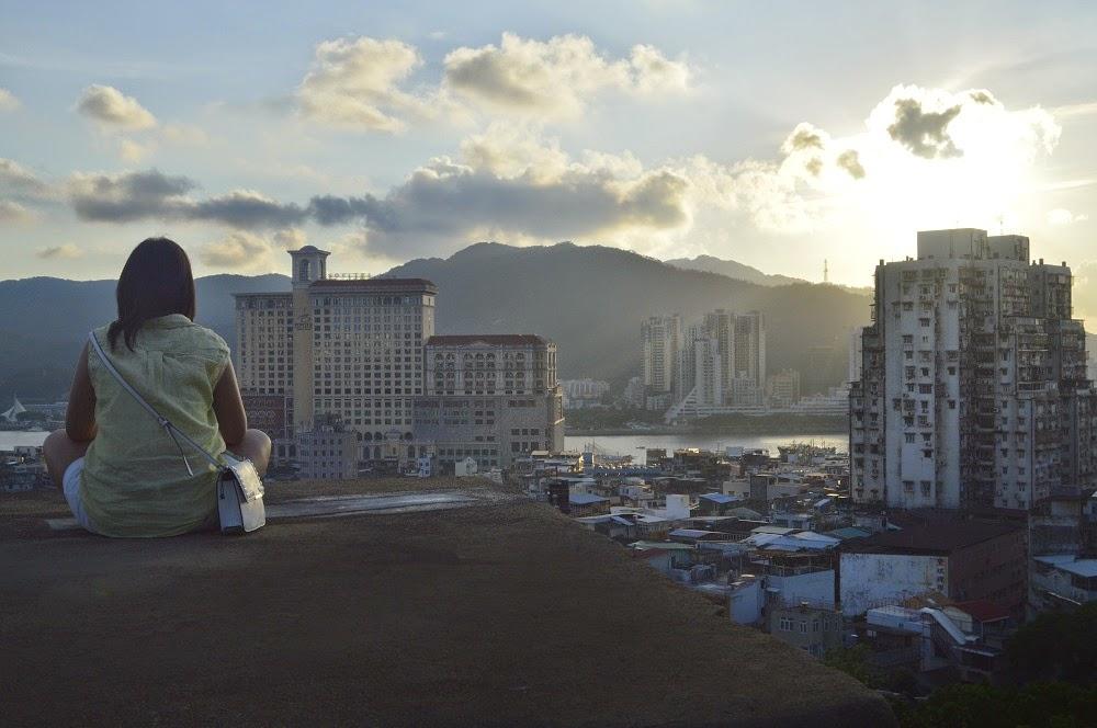 """View Macau from Macau Fort, Macau"""