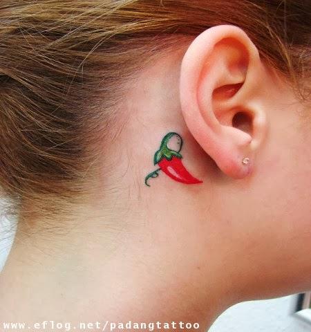 Dicas de Fotos de Tatuagens de Pimenta