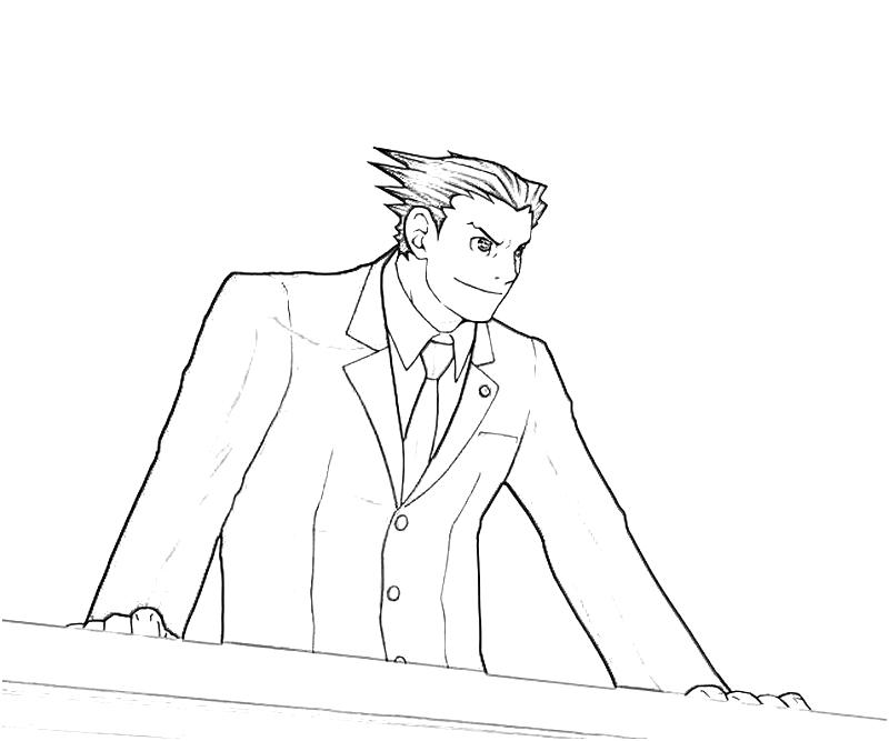 printable-marvel-vs-capcom-phoenix-wright-actions_coloring-pages