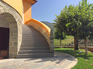 Escadas Microcimento