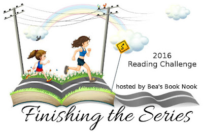 2016, Finishing the Series, Reading Challenge, Bea's Book Nook