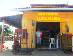 MERCEARIA SANTA MARIA - RUA SANTA HELENA, S/Nº - BAIRRO BACURI