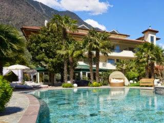 Hotel Dorner in Algund im schönen Südtirol