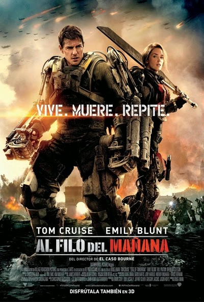 Al filo del mañana (Edge of Tomorrow) online en español gratis en HD