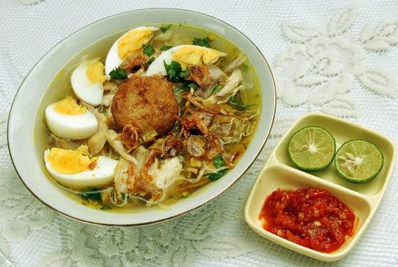 Resep Soto Banjar Kalimantan Selatan