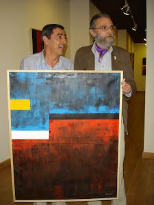 Primer cuadro vendido en la 1ª exposición
