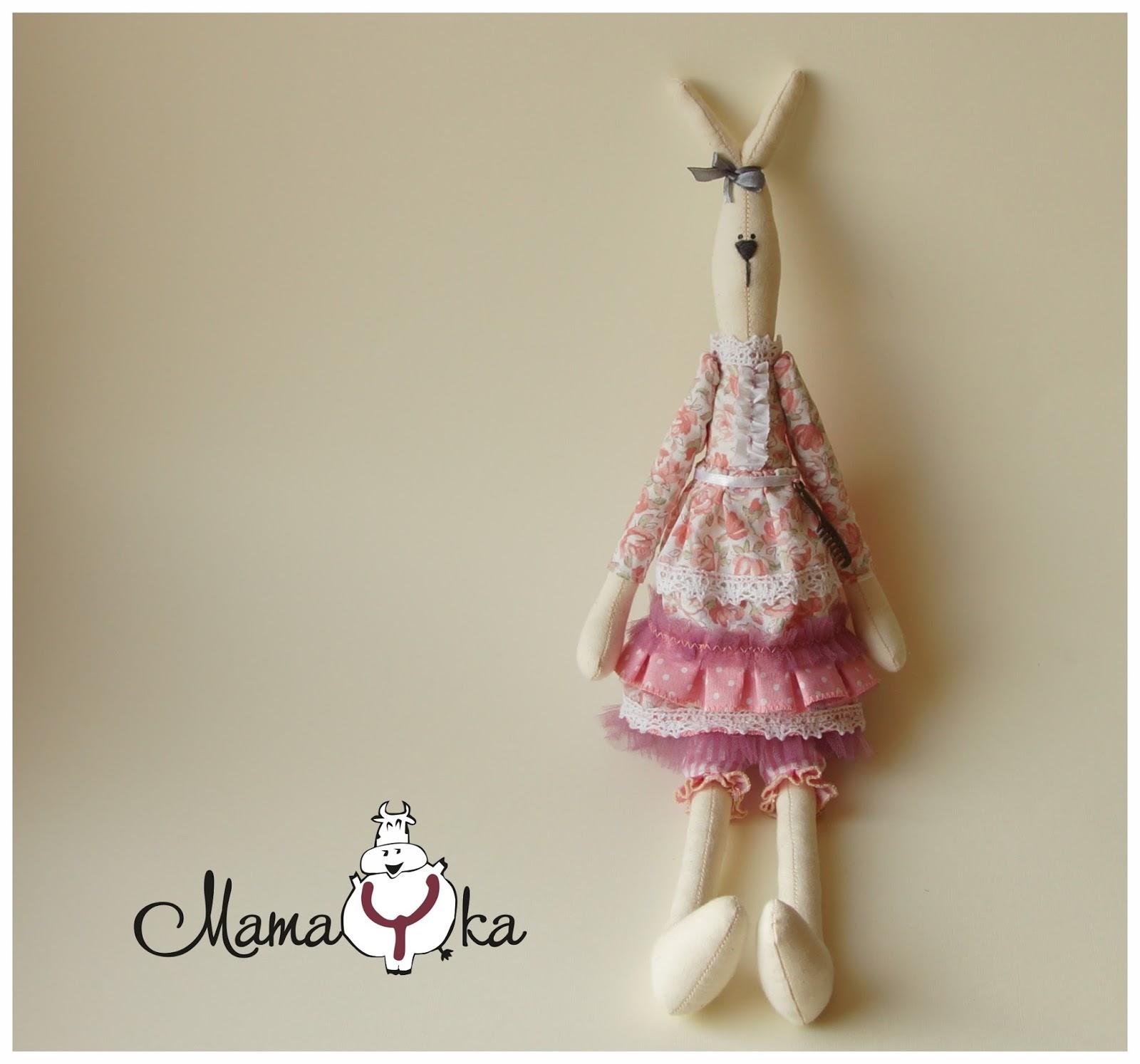 Интерьерные текстильные игрушки Светланы Мамаевой