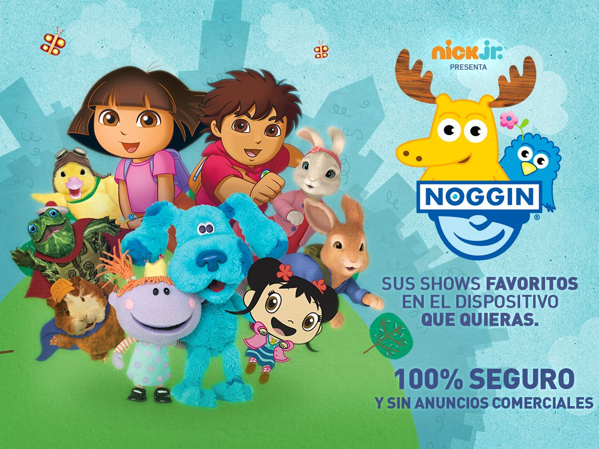 Nickalive Nickelodeon Launches Noggin On Android Apple