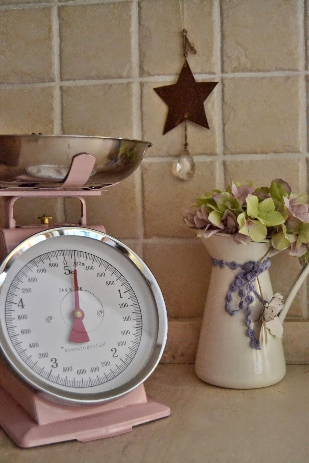 pesa da cucina shabby chic bloomingville