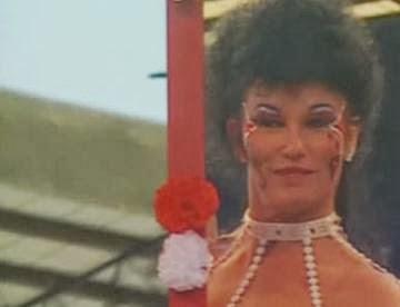 WWF / WWE - Summerslam 1992: Sensational Sherri - Had all the boys fighting over her, well HBK and Martel anyway